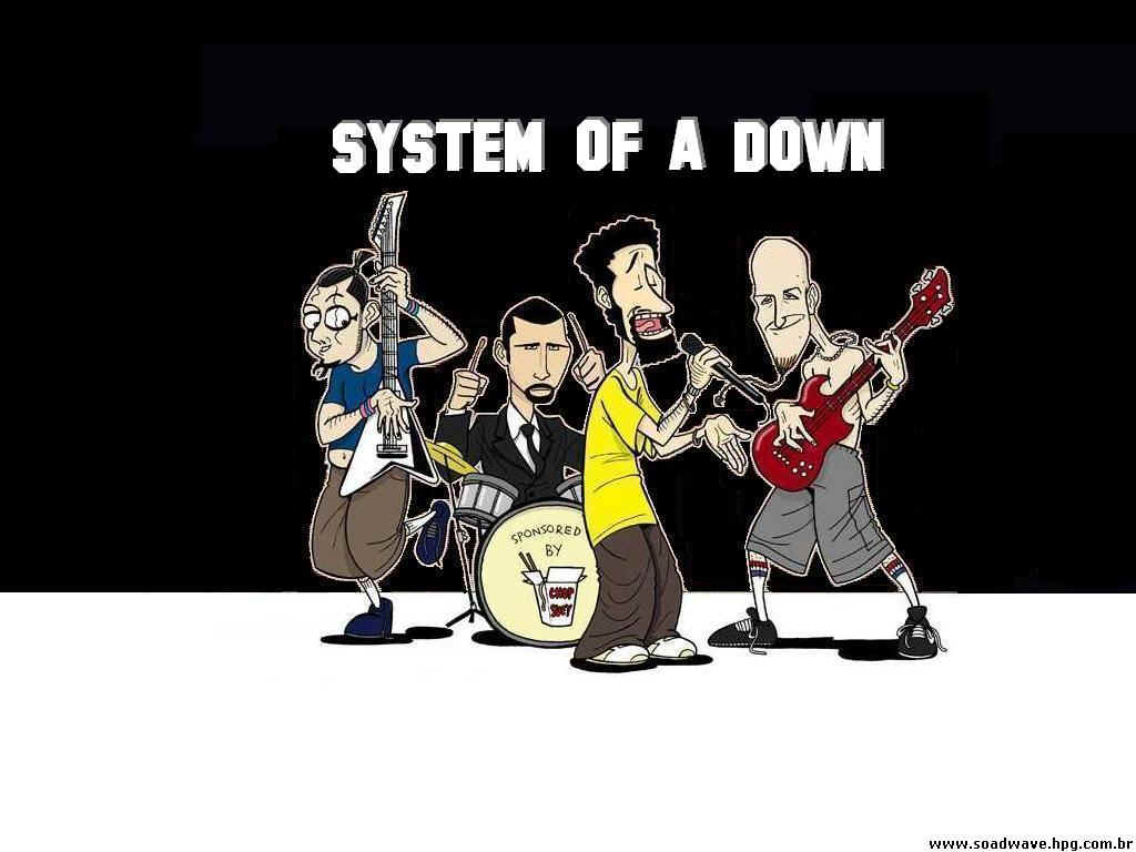 System Of A Down - Images Gallery