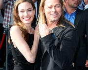 This photo BRAZIL OUT ANGELINA JOLIE, BRAD PITT