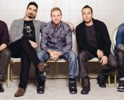 "Backstreet Boys ""Shom 'Em What You're Made Of"" Portrait Session"