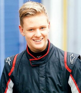 MickJunior, Filho de Schumacher